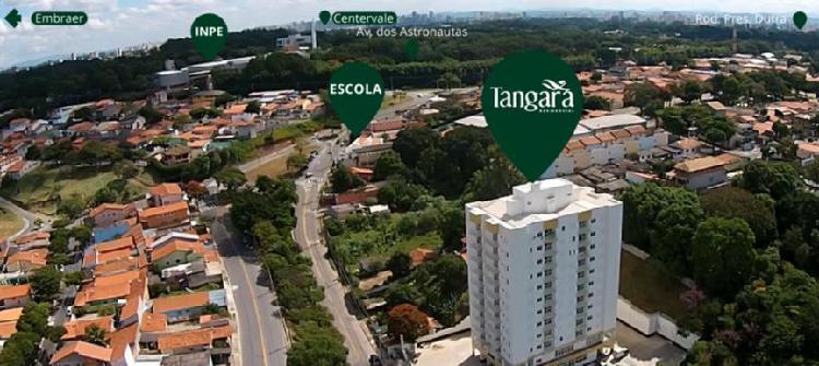 Apartamento para aluguel e venda tem 60 metros quadrados com
