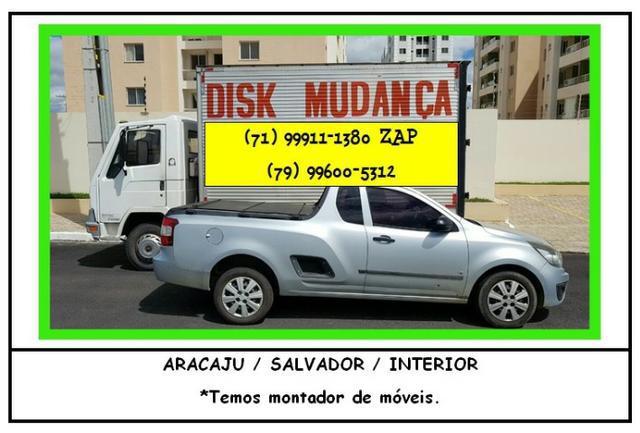 Aracaju / salvador / interior - * rede social / *