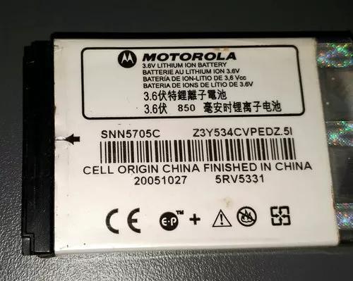 Bateria nextel motorola i830 i833 i835 i836 bateria origina