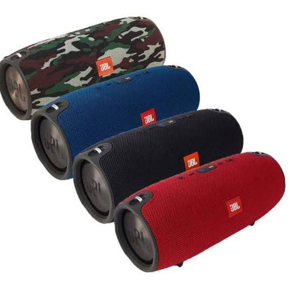 Caixa de som xtreme grande - disponível em todas as cores