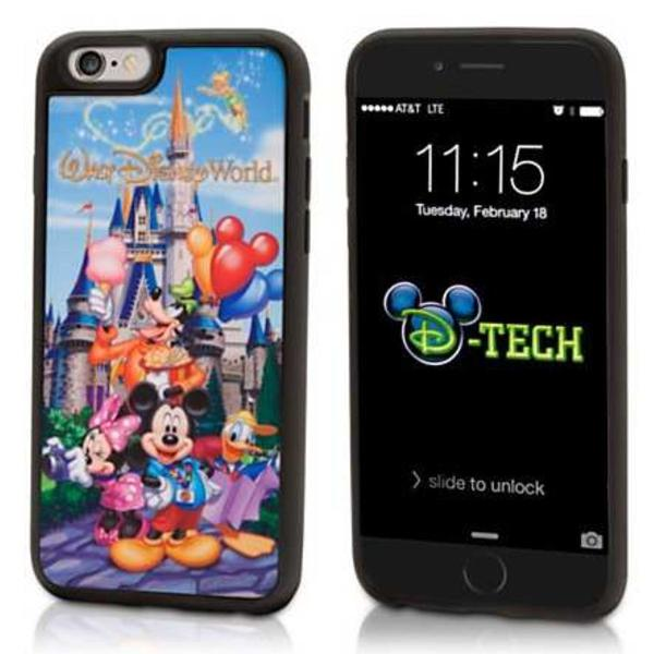 Capa iphone 6 exclusividade park disney mickey 100% original