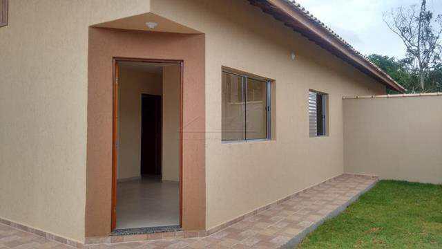 Casa 2 dorms, nova lado praia - itanhaém - r$ 184 mil, cod: