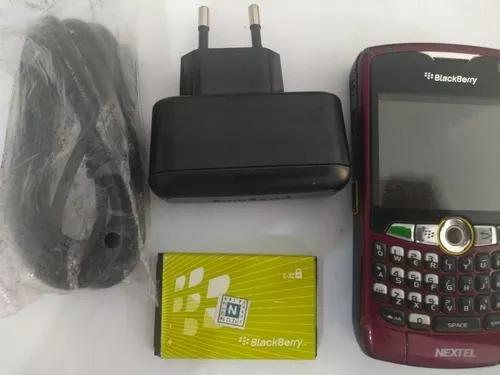 Celular blackberry nextex - com bateria e usb - peças