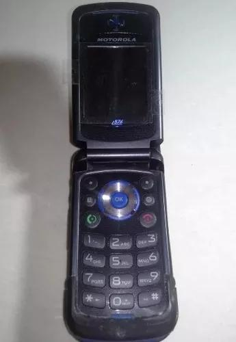 Celular motorola i576 nextel com defeito no flex do display