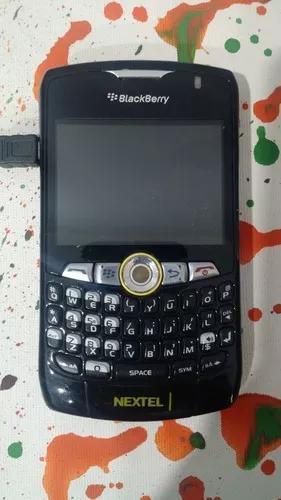 Celular radio nextel blackberry 8350i