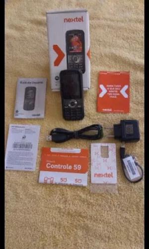 Celular-rádio /nextel motorola i418