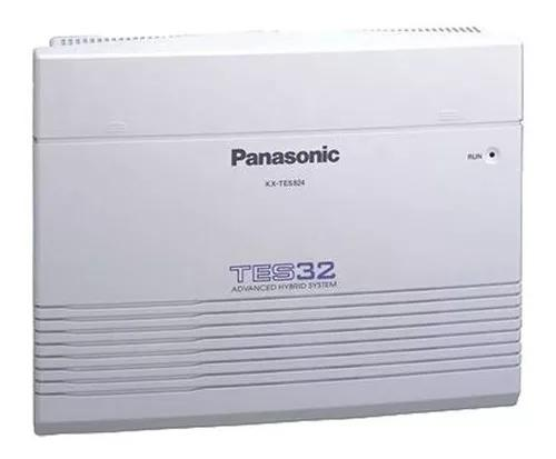 Central tel. panasonic tes 32 8 l 24 r com ks e patch voice