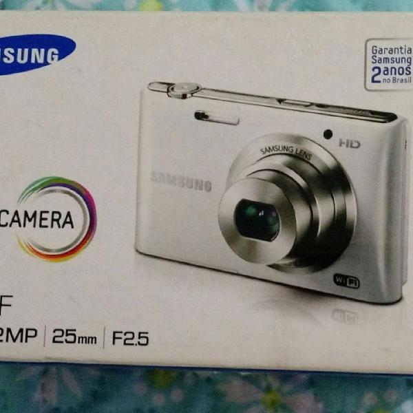 Câmera digital samsung smart 16.2 wi-fi