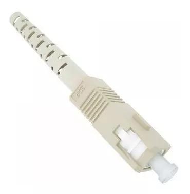Conector óptico multimodo sc simplex (62,5/125)