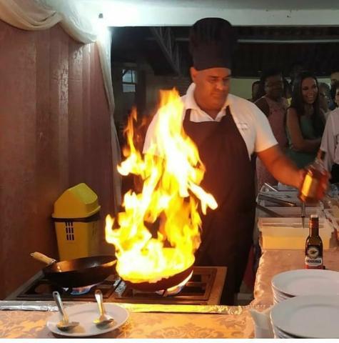 Cozinheiro chef