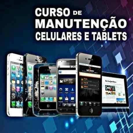 Curso completo de manutenção de celulares