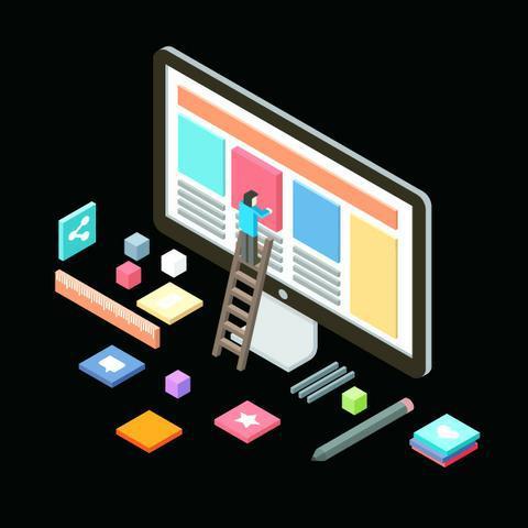 Desenvolvimento de sites e lojas virtuais personalizados