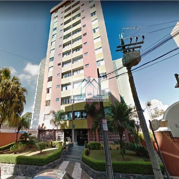 Excelente apartamento mobiliado (95m²) - 3 dorm - 1 suíte