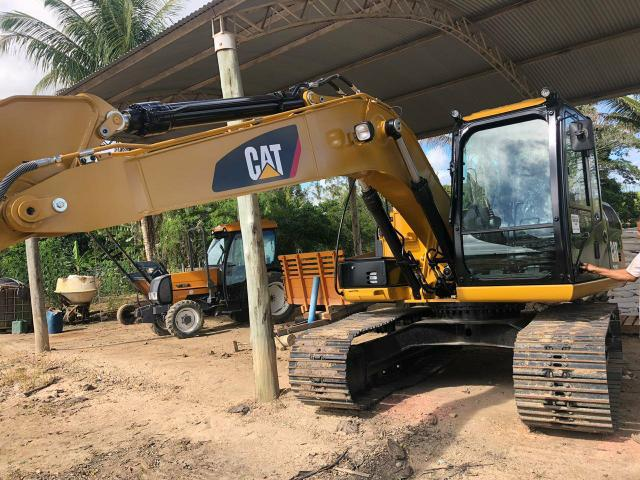 Escavadeira cat 313d2l