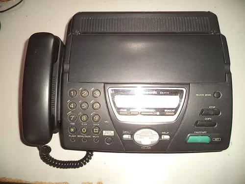 Fax panasonic kx - ft77