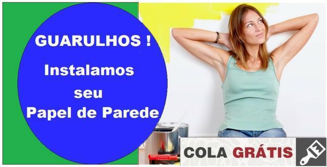 Instalador de Papel e Adesivo de Parede em Guarulhos
