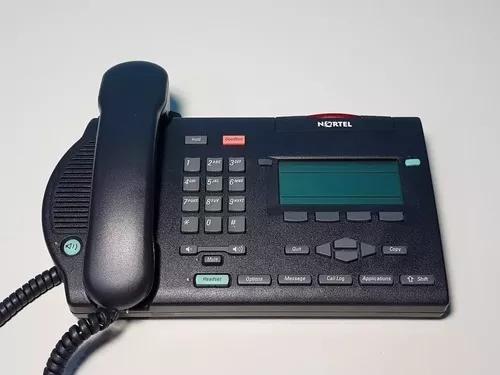 Kit central telefone digital nortel meridian m3903 completo