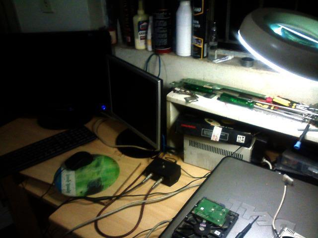 Manutenção de computadores a domicilio