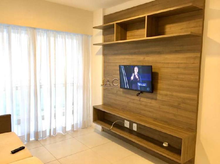 Mares de goa residence - 2quarto - 70m² - em frente ao
