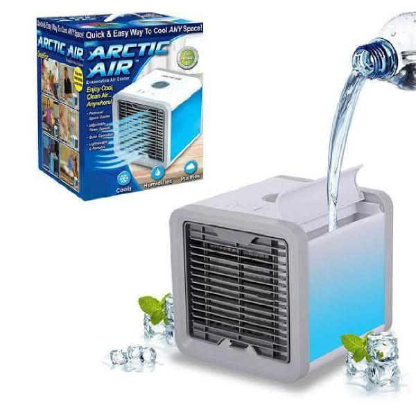 Mini ar condicionado climatizador e umidificador arctic air