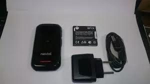 Motorola i460 preto radio nextel ptt