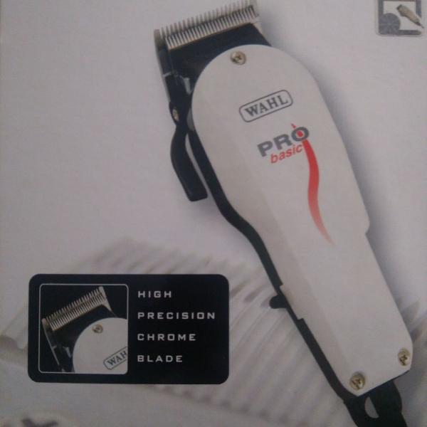 Máquina profissional para corte de cabelo. nova na caixa!