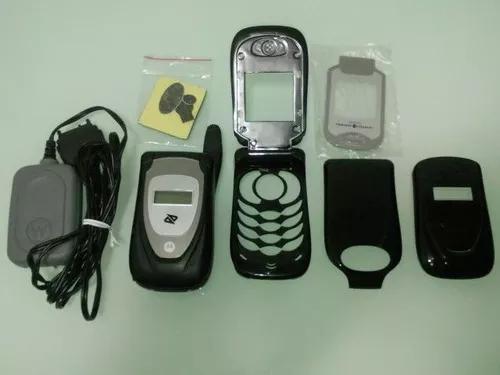 Nextel i455 boost mobile + carregador + carcaça