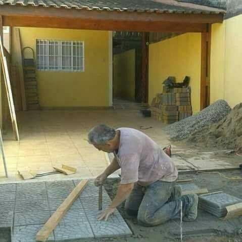 Pedreiro (obras, reformas e pequenos reparos)