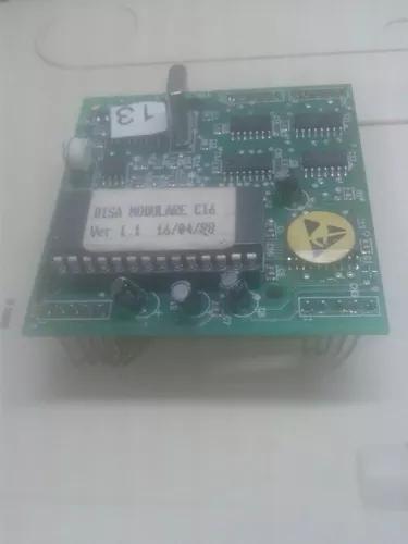 Placa disa atendedor modulare i /conecta intelbras