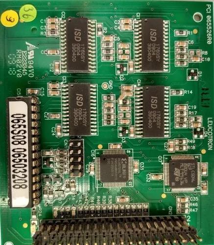 Placa Ved - Disa Pabx Leucotron Ip 100