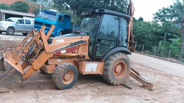 Retro case 580m 2010
