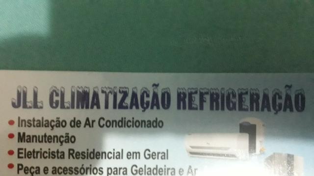 Técnico refrigeração