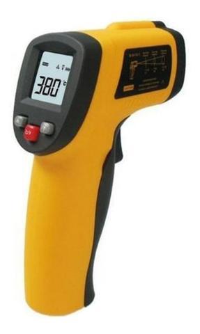 Termômetro digital infravermelho sem fio -50°c a 420°c