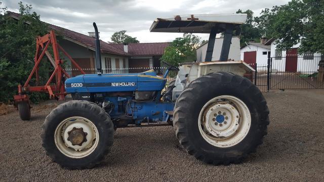 Trator ford 5030- repasse