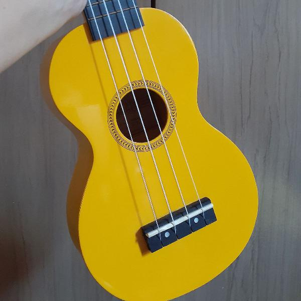 Ukulele Mahalo Soprano - Cor Amarela