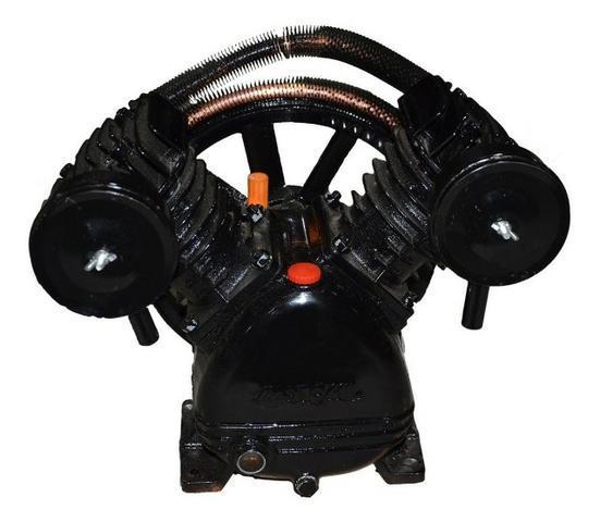Unidade nova compressora cabeçote em v 10 - 15 pés motomil