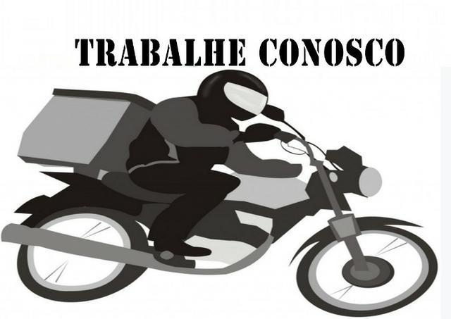 Vaga de entregador (moto boy)