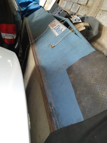 Vendo dobradeira/ viradeira de calha reforçada cordob dobra