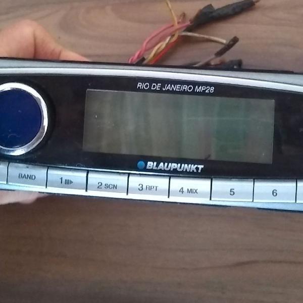 Auto rádio cd blaupunkt