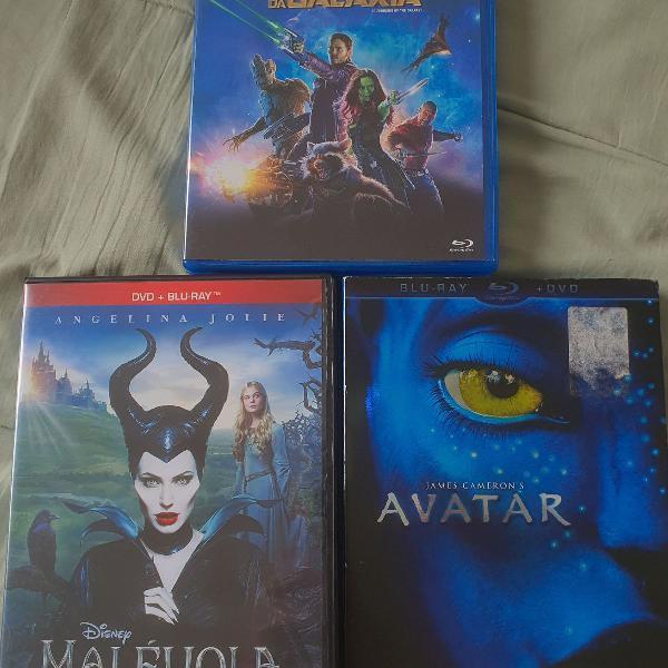 Blu ray filmes - preco da unidade