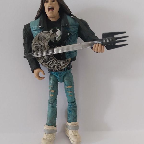 Boneco guitar hero axel macfarlane