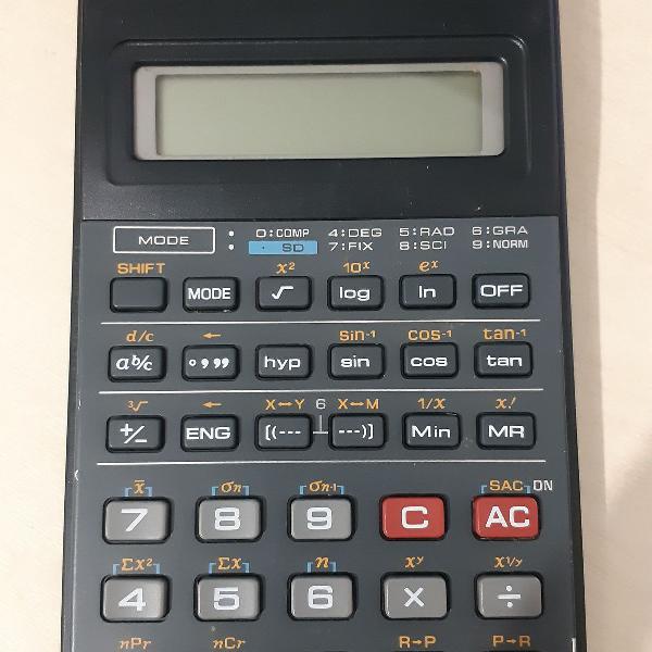 Calculadora científica casio fx-82super