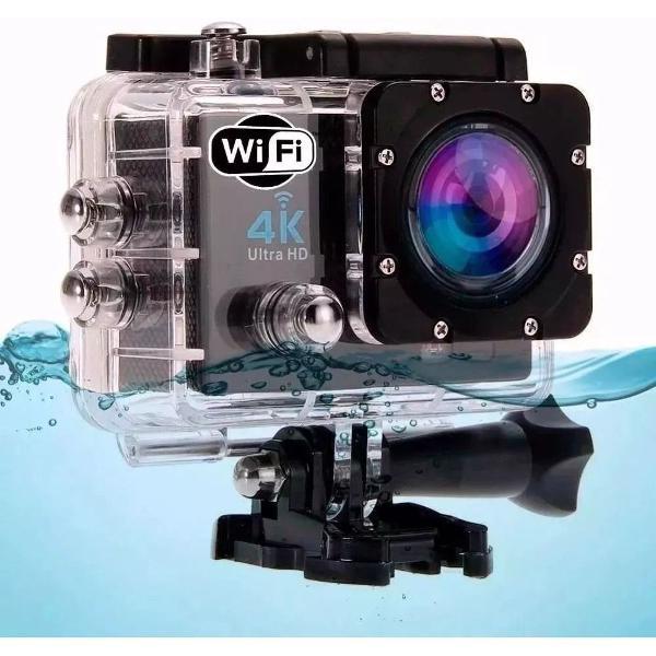 Camera action cam go pro sports full hd 4k promoção