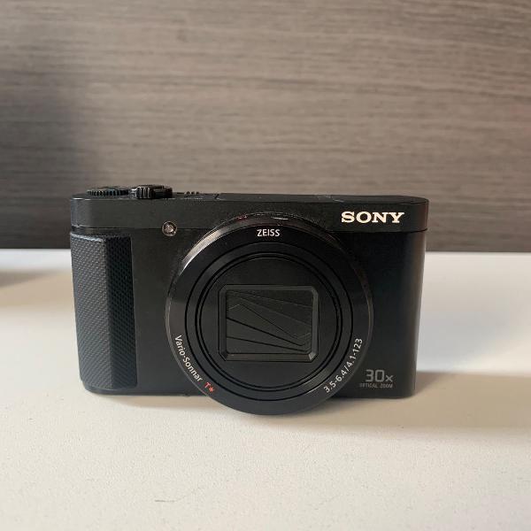 Camera sony cybershot dsc hx80 20.4mp zoom 30x wifi