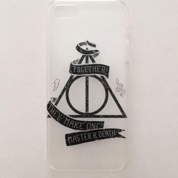Capinha iphone 5s harry potter