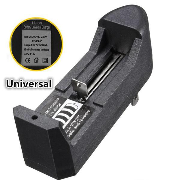 Carregador universal de baterias