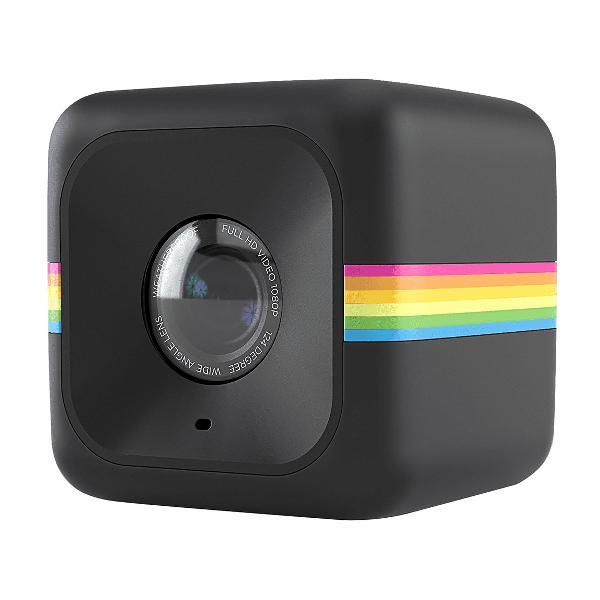 Câmera e filmadora de ação polaroid cube