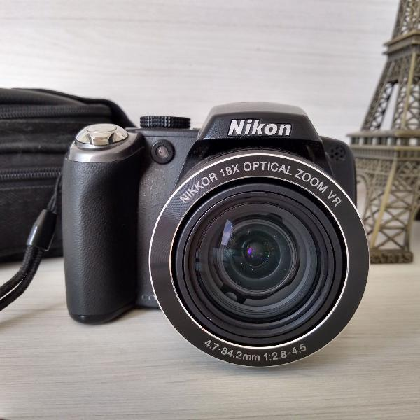 Câmera fotográfica nikon coolpix p80