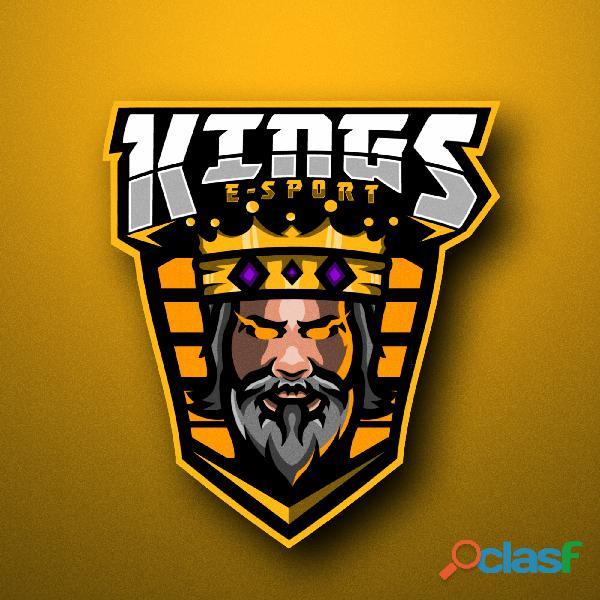 Logo kings e sports