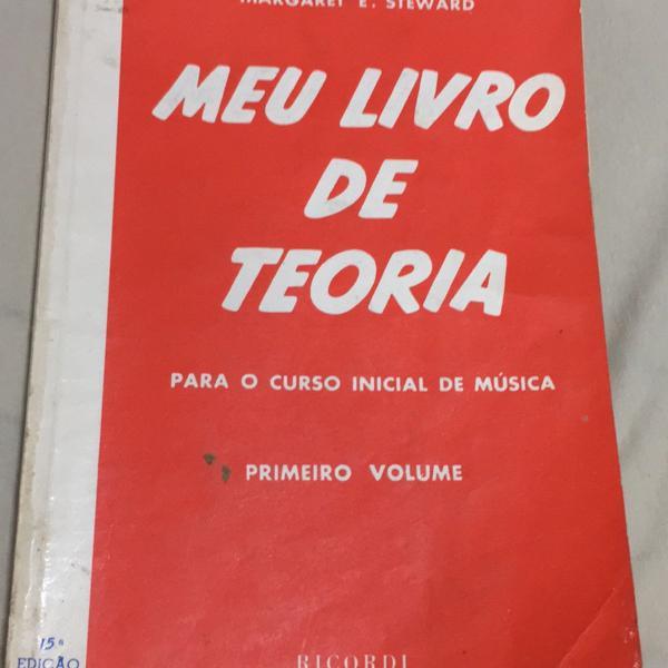 Meu livro de teoria musical